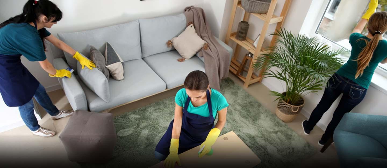 شركة تنظيف في دبي بالساعات